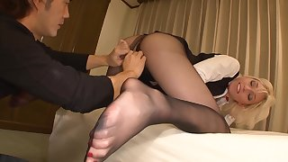 Lily Labeau In Sexy Break-out Assistant Hotel Fuck