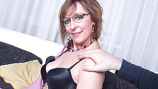 Torrid Housewife Fucking And Sucking Approximately Pov Ventilate - MatureNL