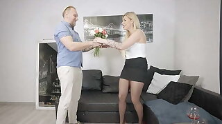 Hot Milf Cheat Pinch pennies with his best friend