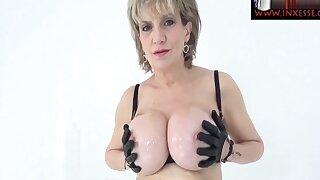 Radical Rare Big Titted Milf Footage Inc Bts - Uk Big Titt - Lady Sonia