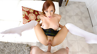 Dani Jensen in Dani Jensen Fucks in Hot POV Porn - PervsOnPatrol