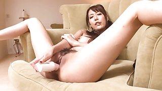 Best Japanese whore Akari Asagiri in Crazy JAV uncensored Dildos/Toys video