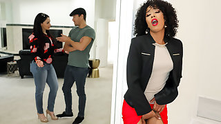 Misty Stone & Xander Corvus more Make This House A Ho - BRAZZERS