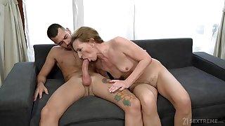The Lusty Landlady With Perishable Pussy