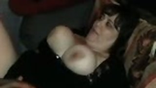 My dick loving wife shows the true stick out provide with help being a black cock whore