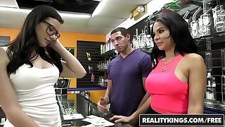 RealityKings - Affirmative Talks - (Dylan Daniels, Kymberlee Anne) - Pass The Pussy